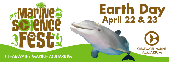 earth day marine science fest