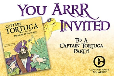 Capt Tortuga Party
