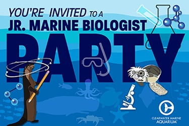 Junior Marine Biologist Party