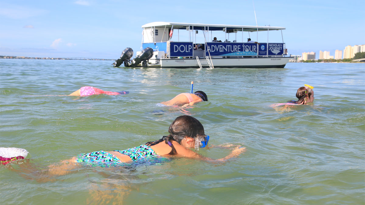 snorkeling camp