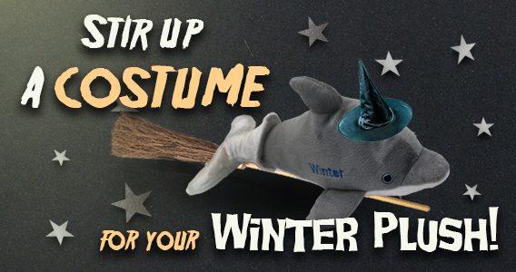 Winter Plush Costume Contest