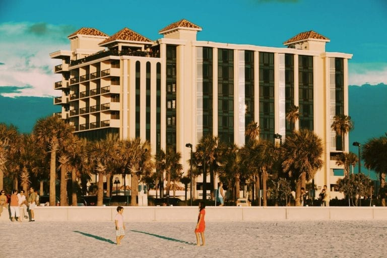 Pier Clearwater House 60 Hotel Exterior