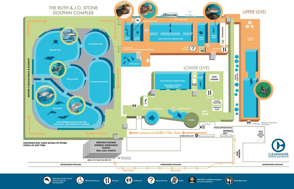 CMA Map