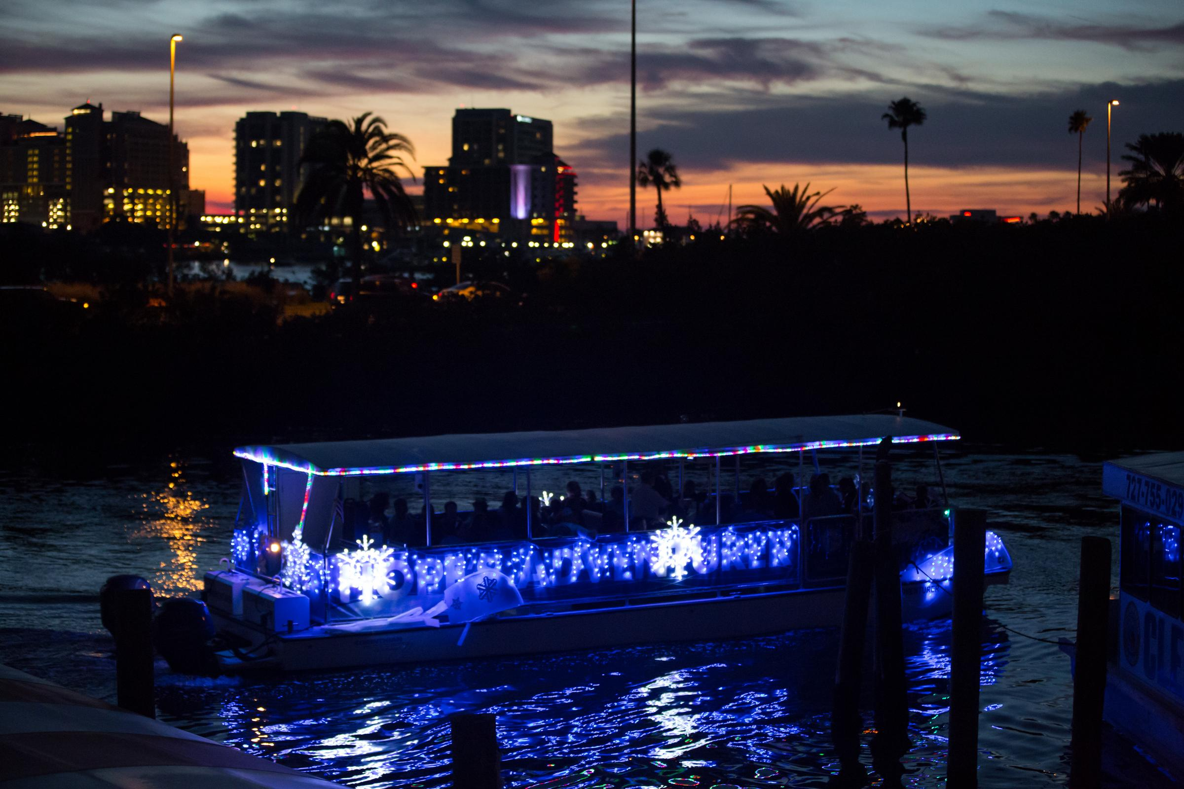 Sea of Lights Cruise